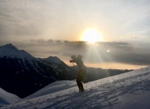 Premiers ski novembre 2019