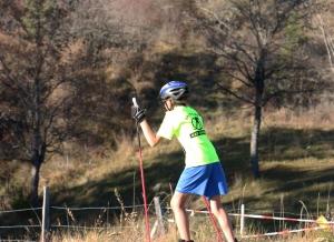 ski roues 08 nov 2015 Chaillol