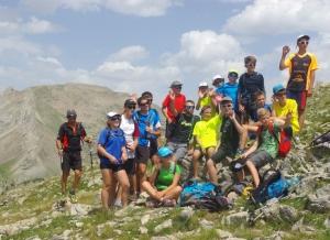Stage montagne juillet 2015