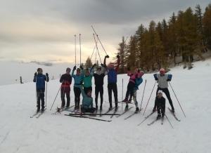 2019 Ski à Gleize